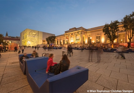 Explore museums during your 72 hour stay in Vienna, Austria
