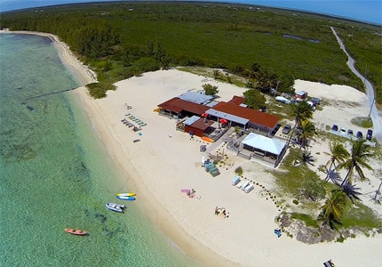 Paradise Cove Beach Resort on Grand Bahama Island