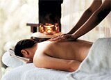 A massage at Como Shambhala Esagate at Begawan Giri