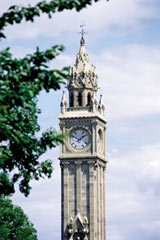 Albert Memorial Clocktower