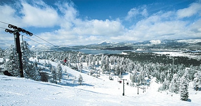 No matter the season, Big Bear is never short on scenery or activities