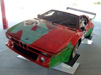 Andy Warhol's BMW M1
