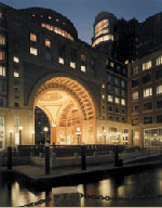 Arch at the Boston Harbor Hotel