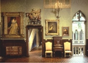 The Dutch Room at the Isabella Stewart Gardner Museum in Boston