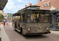 The Trolley at Branson Landing