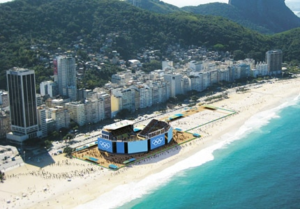 Find the best places to stay for the Summer Olympics 2016 in Rio de Janeiro, Brazil