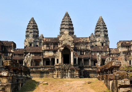 Angkor Wat in Cambodia, one of GAYOT's Top 10 Must-See Travel Destinations