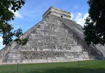Chichen Itza, home to 1,500-year-old Mayan pyramids in Yucatan, Mexico, is one of GAYOT's Top Must-See Travel Destinations