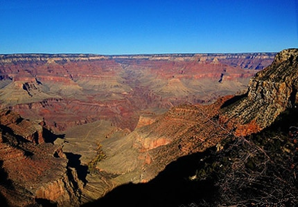 The Grand Canyon, widely considered North America's greatest natural wonder, is featured in GAYOT.com's Top 10 Places to Visit Before You Die