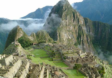 Machu Picchu, a Peruvian secret until 1911, is featured in GAYOT.com's Top 10 Must-See Travel Destinations