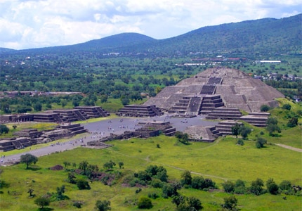 Teotihuacan in Mexico, one of GAYOT's Top 10 Must-See Travel Destinations