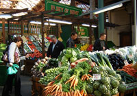 The Borough Market has been a London landmark for centuries