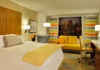 Take advantage of JW Marriott Hotel Los Angeles at L.A. Live's prime location in the heart of downtown