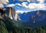 Yosemite National Park, one of our Top 10 National Parks