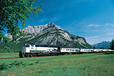 Whistler Mountaineer's trains