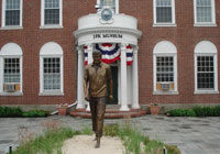 The John F. Kennedy Hyannis Museum in Hyannis, Massachusetts