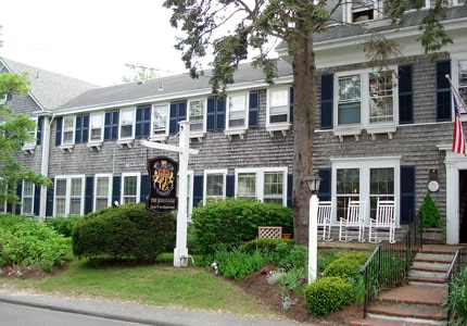 Queen Anne Inn in Chatham, Massachusetts