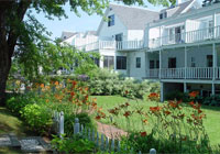 The Queen Anne Inn, a romantic getaway on Cape Cod