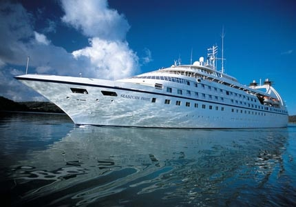 Seabourn Cruise Line, one of GAYOT's Top 10 Caribbean Cruises