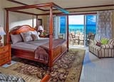 A guest room at Beaches Turks and Caicos in the Caribbean