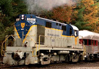 Delaware and Ulster Railroad Train