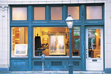 Charleston offers an abundance of art galleries