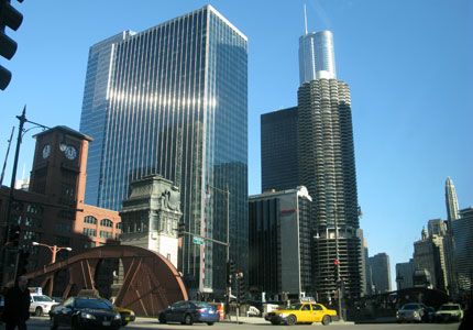 Chicago boasts some of the most impressive skyscrapers in North America