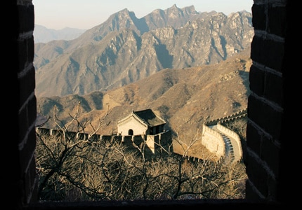 The Great Wall of China has attracted millions of tourists since it opened to the public in 1957