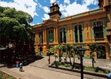 San Ignacio Building, University of Antioqua in Medellin