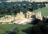 Blenheim Palace in Woodstock, known as the gateway to the Cotswolds