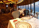 Remy, a restaurant with a French flair, on the Disney Dream and Disney Fantasy ships