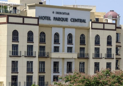 Book a room at Hotel Parque Central in Havana, Cuba