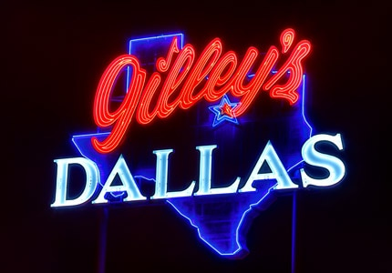 Gilley's Dallas is known for its live entertainment