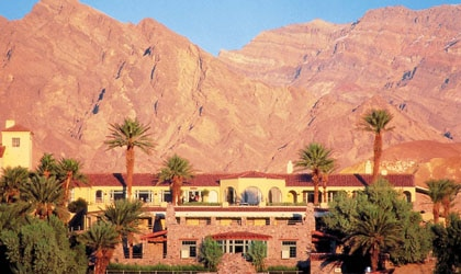 Furnace Creek Resort in Death Valley, CA
