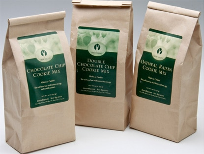 Cookie mixes available from the Deer Valley online shop