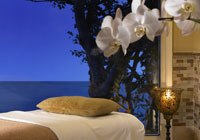 Aquaterra Spa at the Surf & Sand Resort in Laguna Beach