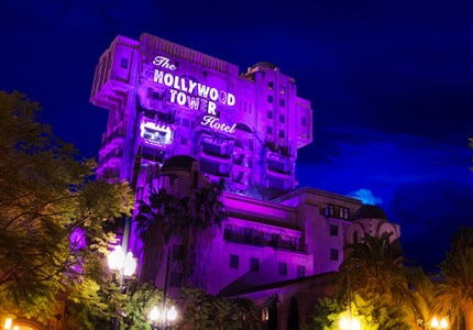 The Twilight Zone Tower of Terror will have you screaming at the top of your lungs