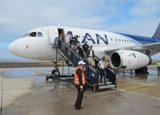 LAN Airlines now provides nonstop service from San Francisco to Lima, and from Quito and Guayaquil to the Galapagos Islands