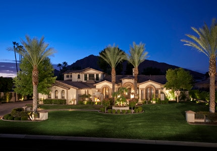 The Arcadia Mediterranean Retreat in Scottsdale, Arizona