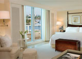 A guestroom at The Ritz-Carlton, Fort Lauderdale in Florida
