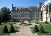 Palace of Tau in Reims, France