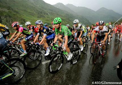 Keep up with Tour de France