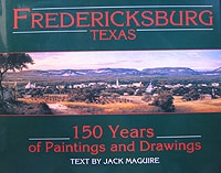 This book presents a history of Fredericksburg coupled with works by local artists