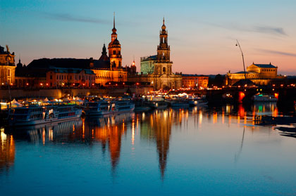 "Dresden: ""Florence on the Elbe"""