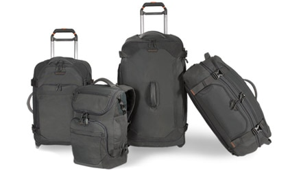 The BRX Luggage Collection from Briggs & Riley Travelware