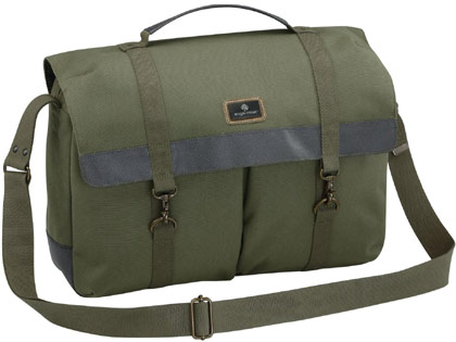 Carry your laptop securely with the Eagle Creek Heritage Commuter Brief