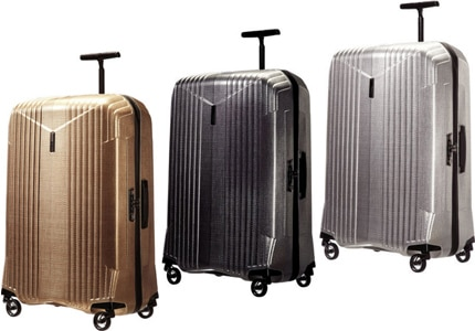 The 7R spinner collection from Hartmann is one of GAYOT's Top 10 Travel Gifts