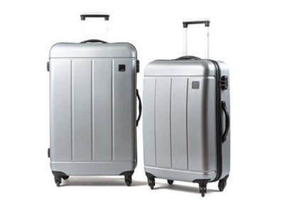 The Titan 4-Wheel Luggage Trolley Set
