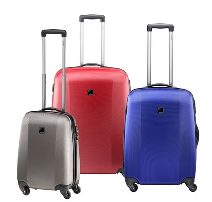 Tritra Diamond Edition Luggage, one of GAYOT.com's Top 10 Travel Gifts
