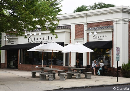 Grab a snack at Citarella in East Hampton, New York